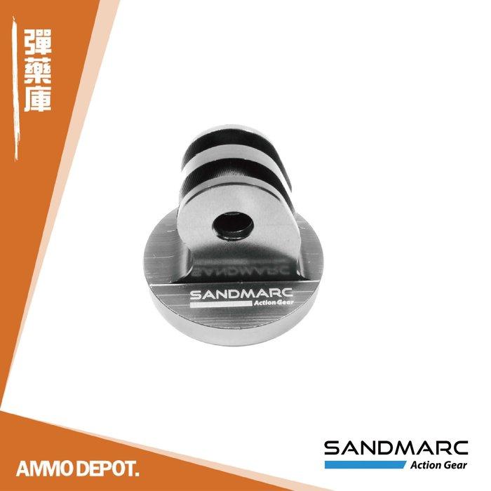 【AMMO DEPOT.】 SANDMARC ARC 鋁合金 CNC GOPRO 轉接底座 1/4 配件 SM-204