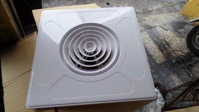 [多元化風扇風鼓]輕鋼架旋轉式擴散出風口~10吋風管專用~~排風扇~抽風扇~方便好安裝~