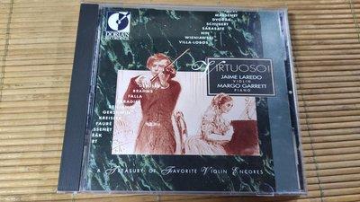 好音悅 發燒片 Dorian Virtuoso! 安可!安可! 22首小提琴受歡迎的安可曲 NIMBUS版 無IFPI