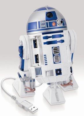 空運日本星際大戰 Star Wars  R2-D2 3.0 USB擴充座  限定發售 另有R2-Q5【水貨碼頭】