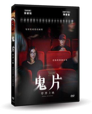 『DINO影音屋』19-11【全新正版-電影-鬼片:即將上映-DVD-全1集1片裝-徐睿知、陳善奎】