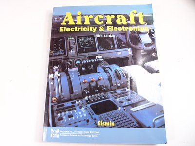 【考試院二手書】《Aircraft Electricity and Electronics》七成新(22Z11)