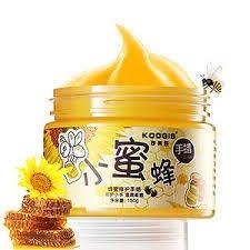 可其氏 小蜜蜂手蜡 保證正品 美白 保濕 去角質 手膜 手部保養 小蜜蜂 手蠟