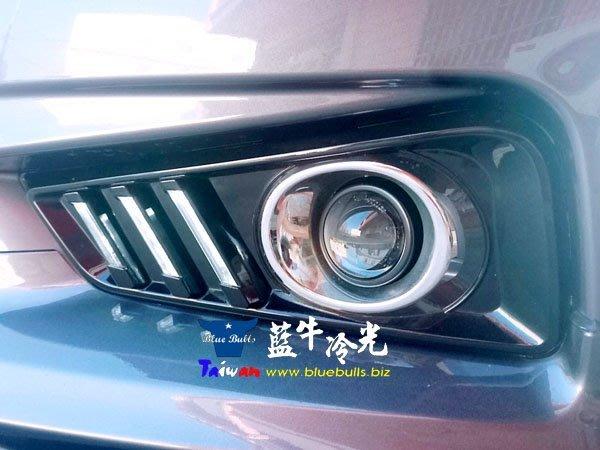 【藍牛冷光】HONDA CITY 直上型 H11魚眼霧燈 另有HID COB LED光圈 可升級遠近魚眼 H16