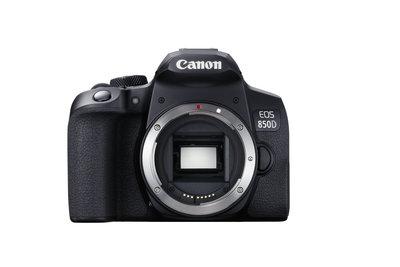 【高雄四海】Canon EOS 850D 單機身 全新平輸.一年保固.2410萬畫素.4K錄影.WIFI傳輸