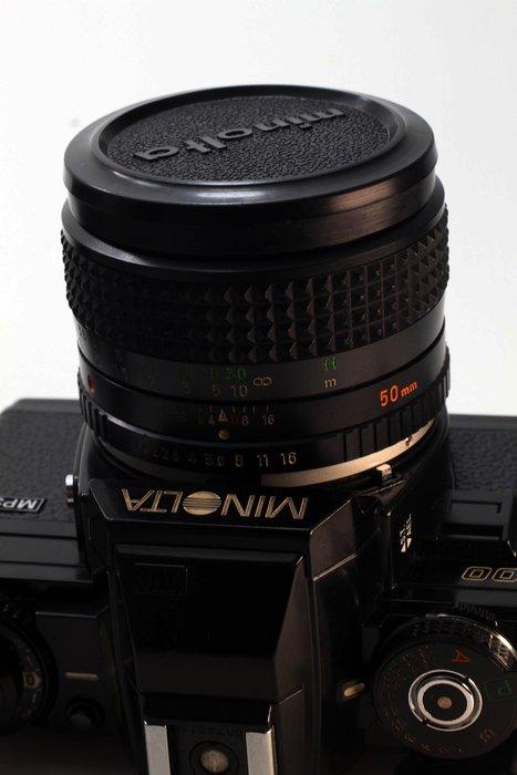 MINOLTA 55mm 鏡頭蓋 + kenko SKYLIGHT 55mm  雙銀線復古濾鏡