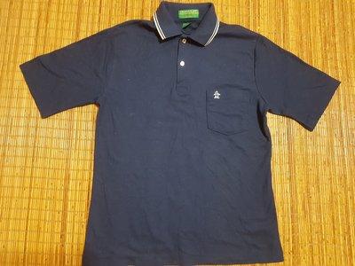 @@  GRAND SLAM  POLO衫  深藍色   M   (H109)