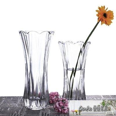 花瓶 富貴竹花瓶家用擺件客廳插花竹子水...