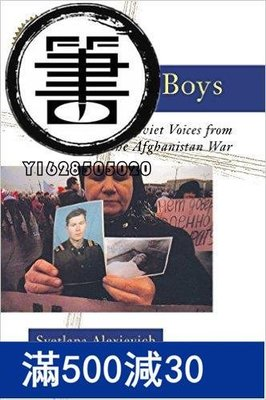 ZINKY BOYS: Soviet Voices from the Afghanistan/9780393336863進口 英文原版 書籍【聖賢書齋】