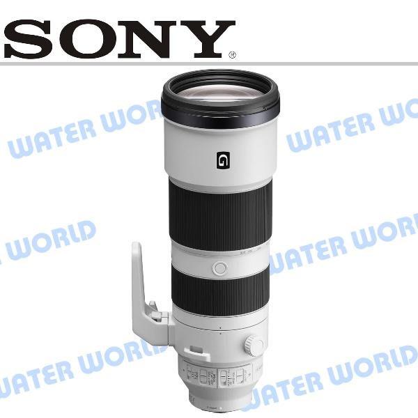 【中壢NOVA-水世界】Sony 200-600mm F5.6-6.3 G OSS SEL200600G 全片幅 公司貨