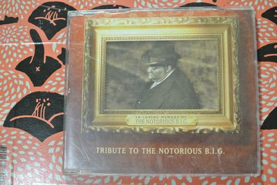 CD ~ TRIBUTE TO NOTORIOUS B.I.G. ~ 1997 BMG