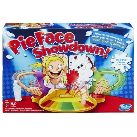 Pie Face Showdown! 砸派遊戲對決組 正版桌遊 桌上遊戲 雙人對決