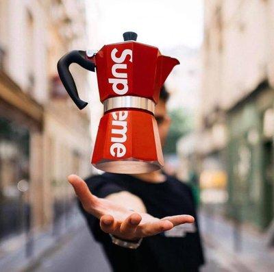 [FDOF] 預購 2019 S/S SUPREME BIALETTI MOKA EXPRESS 摩卡壺 無線泡咖啡