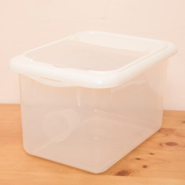 【日式米桶】雜糧密封罐米缸 米桶 儲物罐 保鮮箱 收納箱 塑料箱 儲物櫃KP9716[金生活]