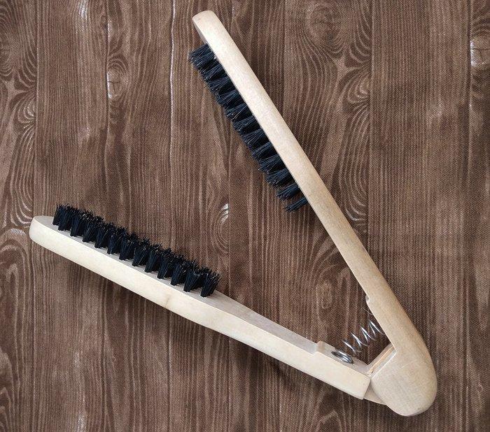 【三越Garden】直髮夾板梳子