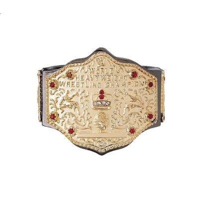 ☆阿Su倉庫☆WWE摔角 World Heavyweight Championship Ring 世界重量級冠軍限量戒指 熱賣特價中