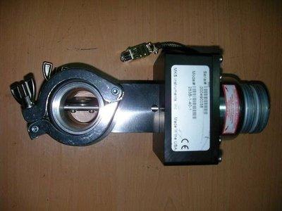 (泓昇)MKS Butterfly Throttle Valve 253B-1-40-1 耐酸鹼 排氣閥門 控制閥門 Baratron