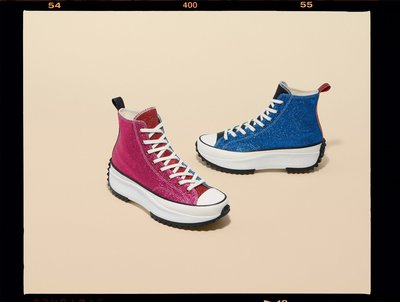 (A.B.E)JW Anderson X Converse 匡威 Run Star Hike 'Glitter 164842C 男女潮鞋 現貨
