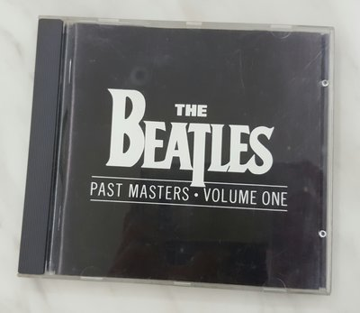 {夏荷 美學生活小舖}二手CD THE BEATLES-Past Masters Volume One 1988