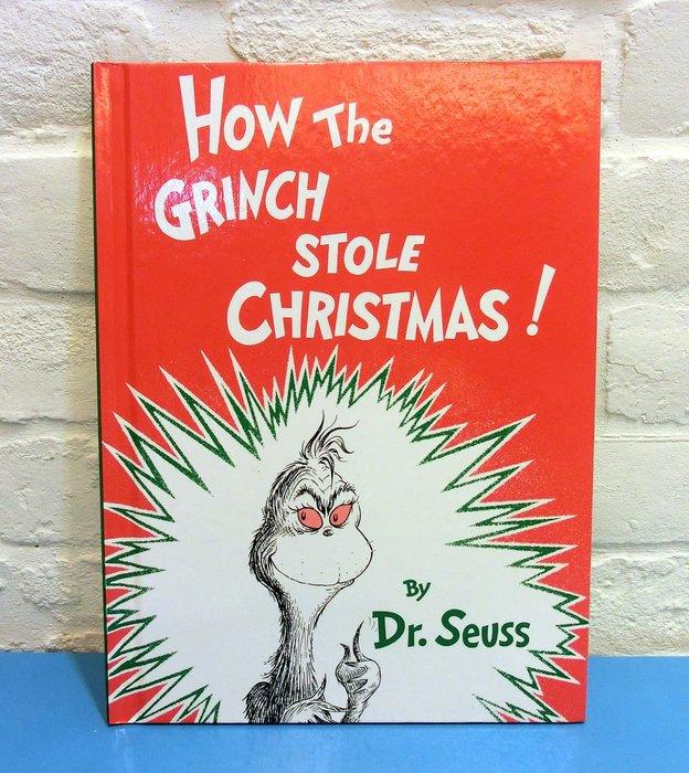 *[兒童英語繪本]--小pen外文~  聖誕響叮噹 How the grinch stole CHRISTMAS