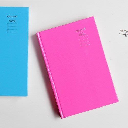 ❅PAVEE❅ 韓國GMZ~ Brilliant Diary CHECK 精裝萬年待辦事項 日記事 行事曆筆記本