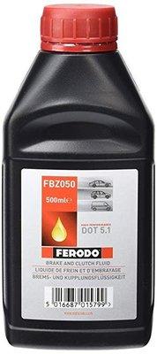 【油樂網】 FERODO 總代理公司貨 FBZ100 DOT 5.1 煞車油