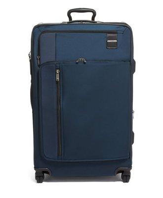 Tumi Merge Extended Trip 行李箱 31吋 可擴充 - 1038411596 藍