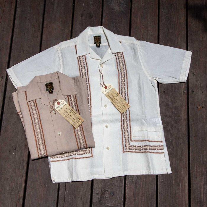 牛仔偵探 再次進化 ! Gypsy & Sons 春夏款夏威夷衝浪短袖襯杉
