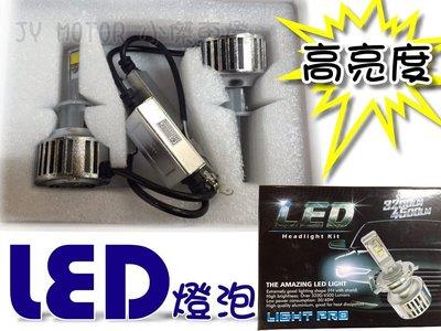 小傑車燈*全新 LED 大燈 燈泡 H1 H7 H11 規格 T5 TIGUAN TOURAN VENTO