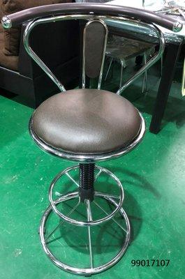 【弘旺二手家具生活館】零碼/庫存 美樂地黑色吧台椅 綠色高腳椅 工業風餐椅 咖啡色餐椅-各式新舊/二手家具 生活家電買賣