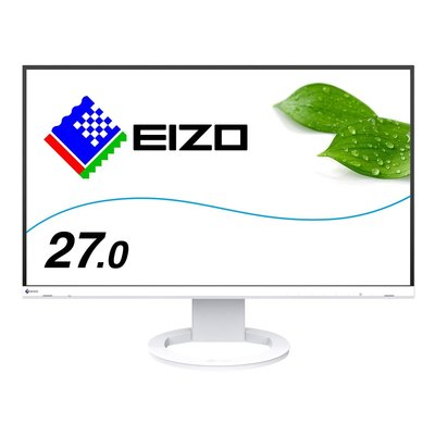 【EIZO FlexScan EV2760 27吋 低藍光低閃頻護眼螢幕】