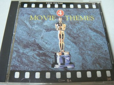 MOVIE THEMES 4 無IFPI 有歌詞