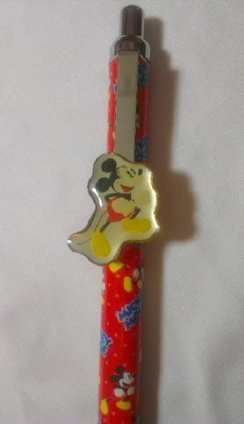 ~FUJIJO~現貨~日本迪士尼限售DISNEY【Mickey米奇】BIC 日本製 熱鬧系列 原字筆