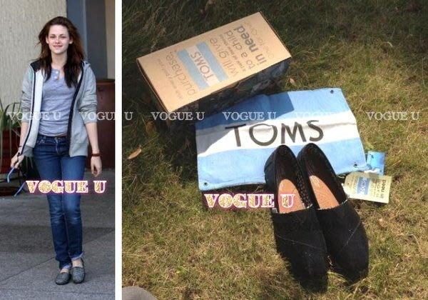 ☆VOGUE U☆美國TOM'S正品~亮片 帆布鞋 懶人鞋 芭蕾舞鞋~六色~ 【B0073T】