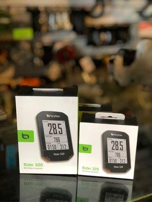 (J.J.Bike) Bryton Rider 320T GPS自行車智慧訓練記錄器 碼錶+踏頻+心跳帶 支援ANT+ 藍芽 無線碼錶