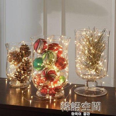 led彩燈銅線燈串閃燈串燈滿天星戶外KTV酒吧裝飾燈電池款防水小燈