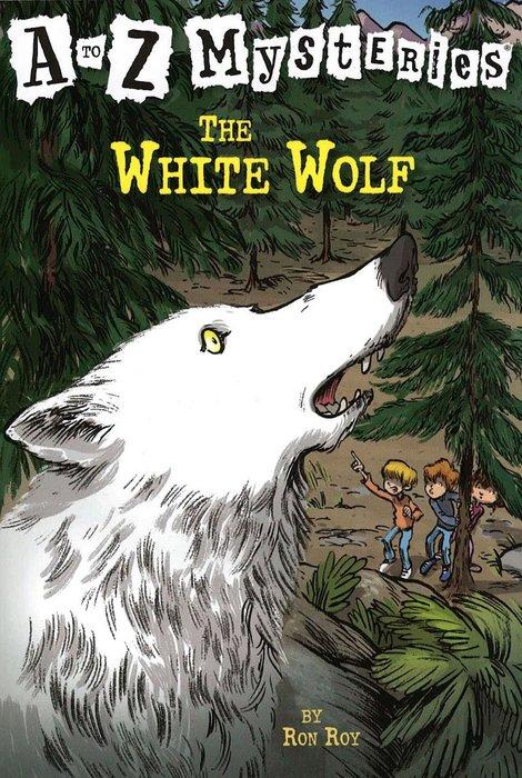 *小貝比的家*THE WHITE WOLF #W/平裝/7~12歲