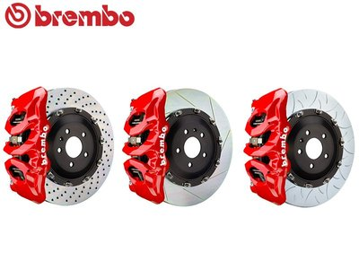 【樂駒】Brembo TOYOTA A90 Supra GT-R 380mm 煞車 制動 卡鉗 碟盤 六活塞 前 鑄造