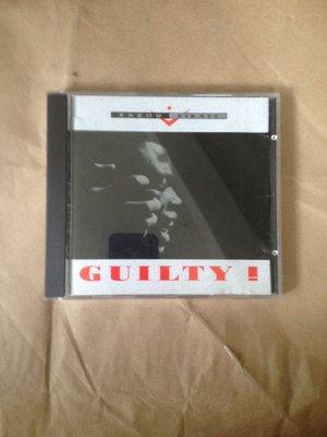 (絕版)Crammed Discs發行-Hector Zazou, Bony Bikaye-Guilty!