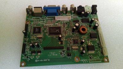FB_9906 REV.:D TFT LCD 32吋 液晶顯示器 電視 數位邏輯板 (拍賣良品實品拍攝)