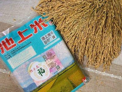 櫻木花稻池上米