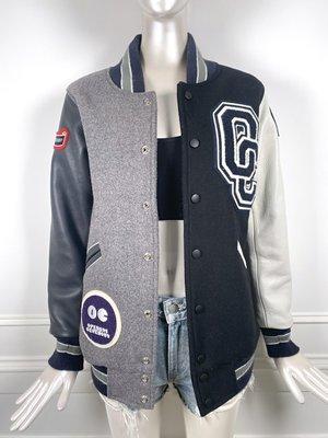 [我是寶琪] 蔣雅淇二手商品 OPENING CEREMONY 拼接夾克