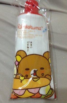 全新拉拉熊 牙膏 筆袋 造型 削鉛筆機 收納袋 鉛筆盒 萬用包 創意 禮物