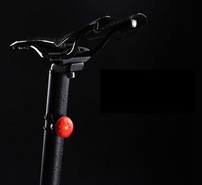 自行車燈山地車尾燈夜騎死飛警示燈LED騎行裝備單車配件 騎行尾燈