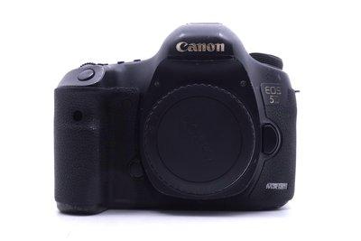 【台中青蘋果】Canon EOS 5D3 5D Mark III 單機身 二手 快門數約381153 #18127