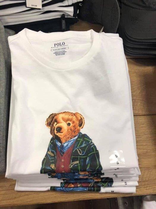 Ralph Lauren Polo男生T恤 尺寸S-2XL (預購)東區正品專賣