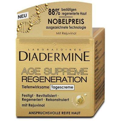 ?? Diadermine Age Supreme Regeneration再生賦活日霜/晚霜【賴著不走&歐洲分享】