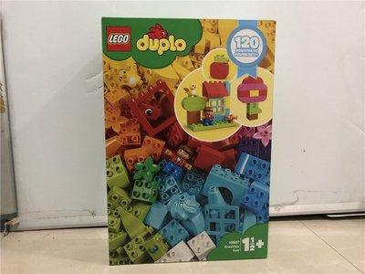 樂高LEGO 得寶系列 10887 我的自由創意趣玩箱