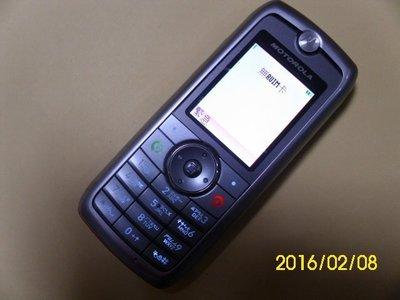 全新手機 Motorola W362 亞太 電池全新