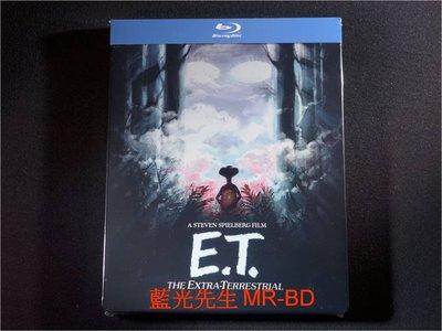 [藍光BD] - ET外星人 E.T. The Extra-Terrestrial 限量鐵盒版